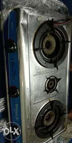 Stove 3 Burner in Good Condition