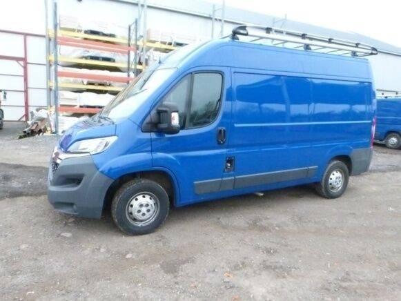 82de8a605d Used Citroën closed box vans for sale