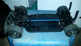 rc nanda chassis drift or touring