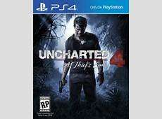PS4 Uncharted 4 R450