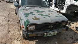 Nissan 1400 stripping for spares