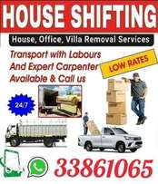 House Hold packers &Movers