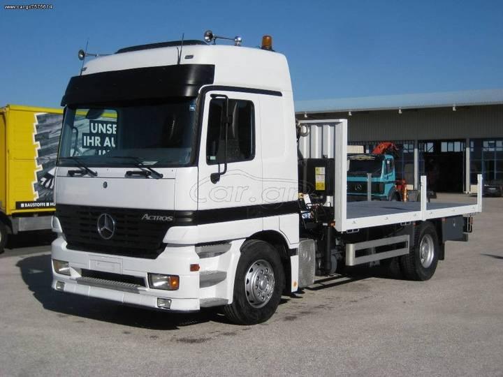 Mercedes-Benz 1840 ACTROS '00 - 2000