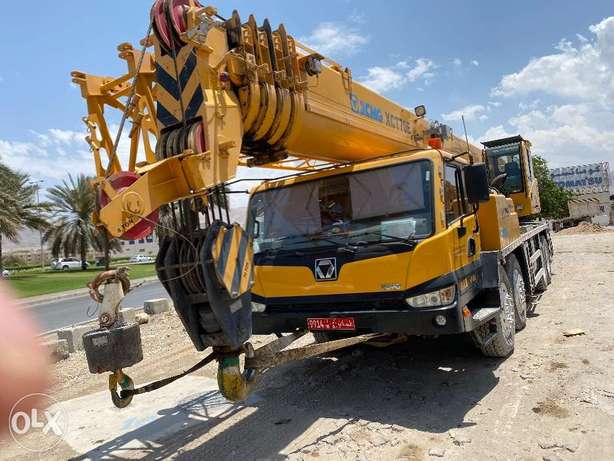 Cranes From 50 to 220 Ton Are Available For Rent