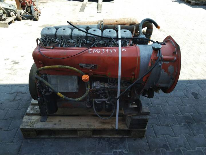 Deutz BF6L913 6-cylindrowy Turbo Engine Motor motor voor   BF6L913