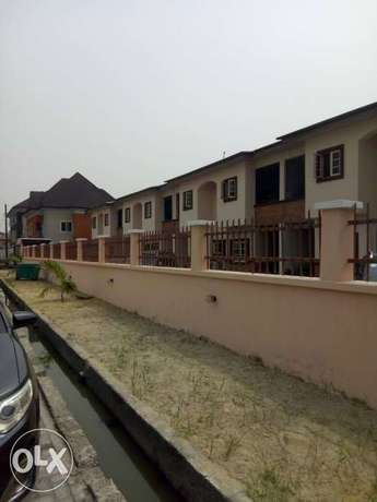 A beautiful brand New 4 Bedroom Terrace With Bq for sales Lekki Phase 1 - image 1