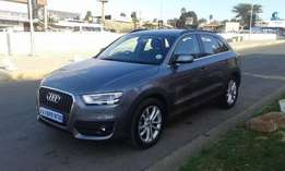 2013 Audi Q3 2.0 TDI QUATT Stronic (135KW) For Sale