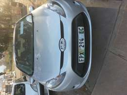 Ford fiester 2012