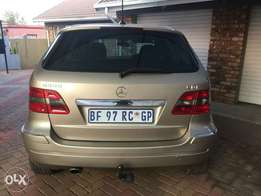 2006 Mercedes Benz B200 CDi for sale (cash only)
