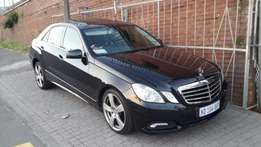 2009 Mercedes Benz E300 Avantgarde Automatic
