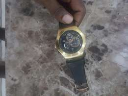used SWATCH swiss watch. water resistant doesn't fade..