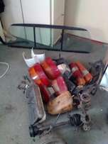Mazda 1600 engine and spares