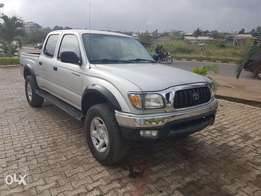 Toyota tecoma toks with good engine and gear Box