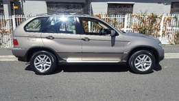 2006 BMW X5 3.0 Diesel Auto For Sale
