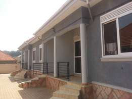 a cute double house for rent in kisasi