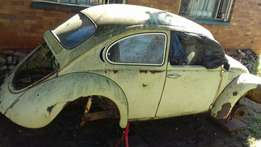 Beetles for spares