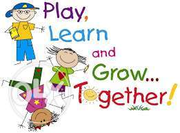 Playschool Available