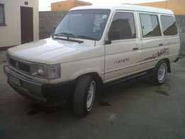 1995 Toyota Venture 4y For Sale R38900
