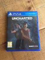 Uncharted 4 lost legacy new