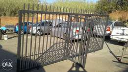 Palisade Sliding Gate For Sale