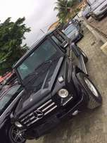 2007 bulletproof Mercedes Benz Gwagon