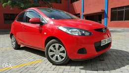 Just landed !! Mazda Demio Newshape, Driving Comfort package