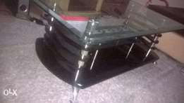 Coffee Table Elegant With hard Glass Top