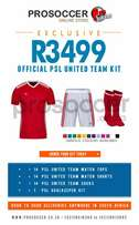 Psl United Combo Team Kit Deal