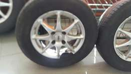 Tyres/Mags