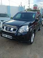 NISSAN X-Trail (New shape)
