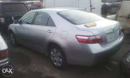 Accidented Tokunbo Toyota camry 07, 92k mileage. Chassis intact