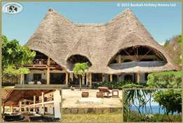 Stunning Villa on 1 acre with pool and Ocean view in Diani ID-KE180