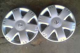 Nissan NP 200 wheel covers for sale
