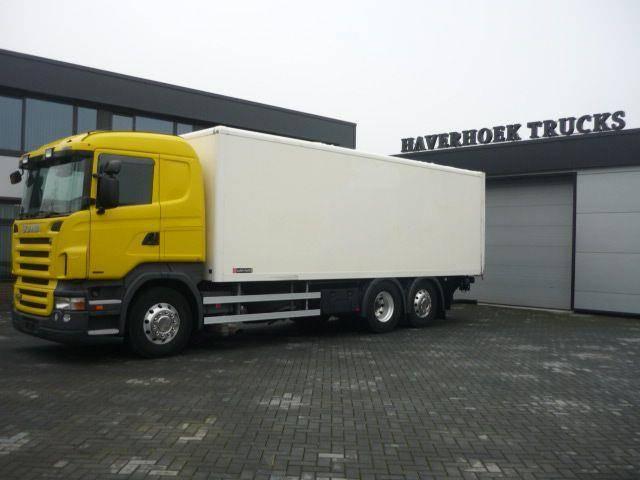 Scania R 480 6x2 4 euro 5 - 2009