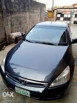 Very clean and registered Honda Accord
