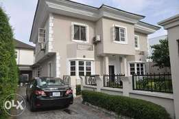 4 Bedroom Duplex with 2 Rooms BQ & Laundry Room at Lekki Phase 1