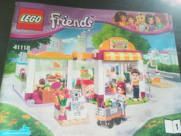 Klocki Lego Friends Supermarket W Heartlake 41118 Wrocław Fabryczna