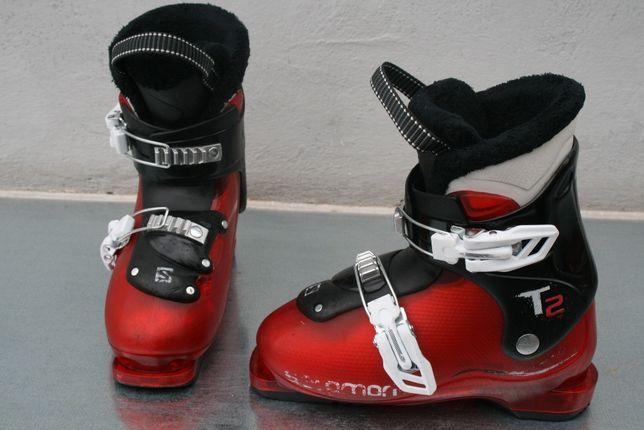 Buty narciarskie dziecięce Salomon T2 rozmiar 29 30 (19 cm