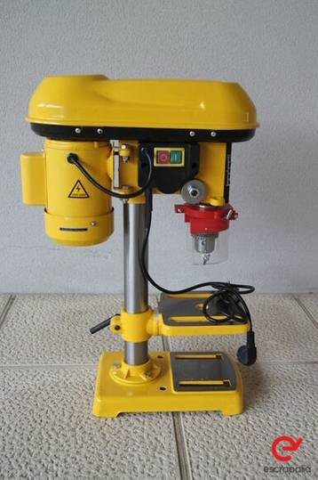 Sale taladro columna 9 velocidades 550w industrial equipment for
