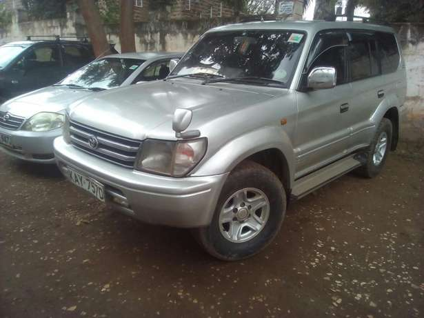 Toyota prado for sale Parklands - image 3