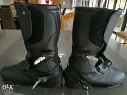 BMW motorcycle boots