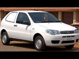 Palio panel van wanted