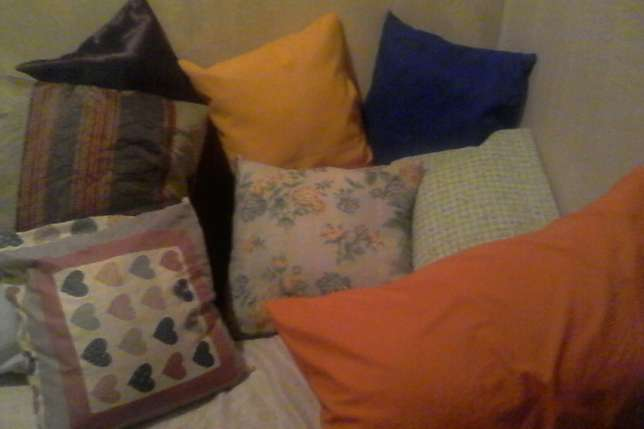 Pillows and back rest cushions Kisii Town - image 4