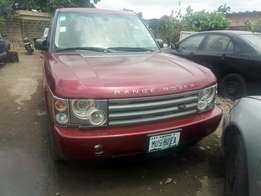 Range Rover HSE 2005 Model for Quick Sale
