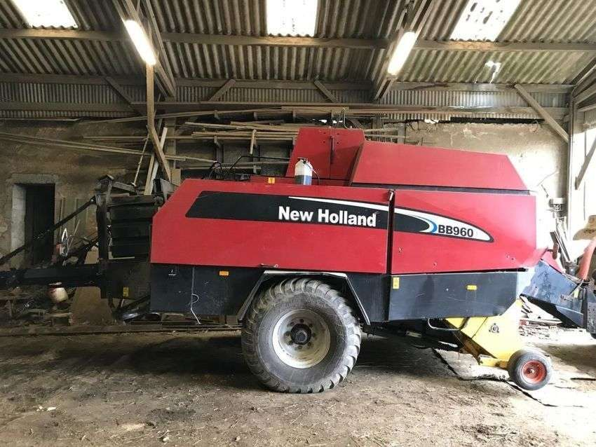 New Holland B960 - 2004