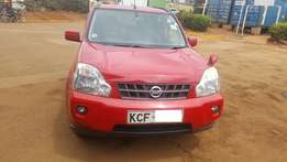 Nissan X-Trail, KCE, 2008, 4WD, Exceptionally Clean