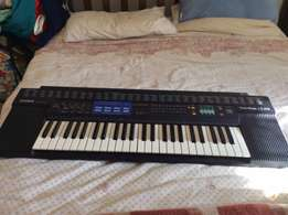 Casio piano and bands keyboard