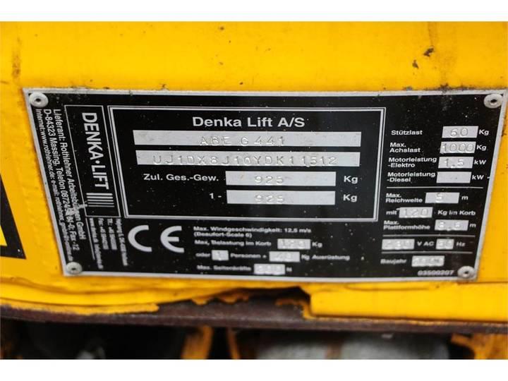 Denka-Lift  JUNIOR 10 - 2000 - image 15