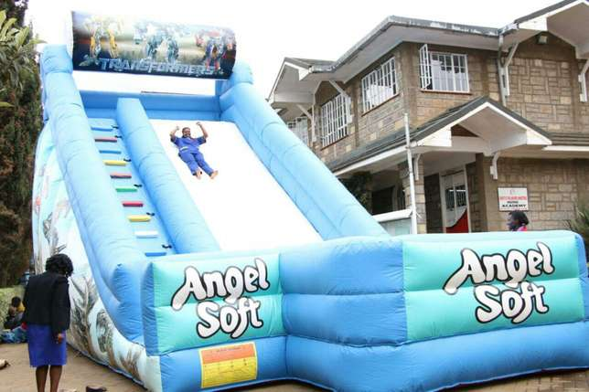 Slide water slides for hire Westlands - image 8
