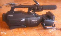 SONY 1000U high definition video camera